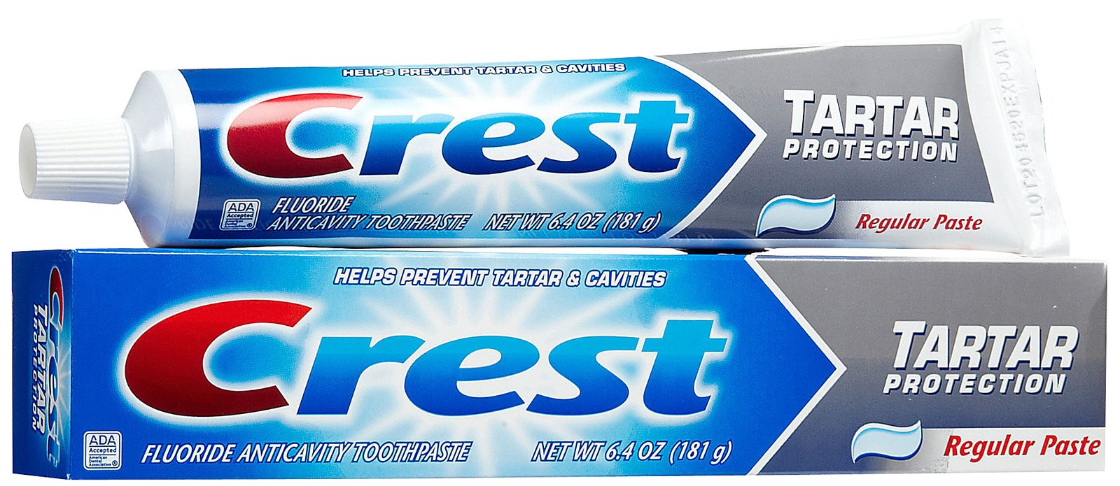 Crest Tartar Control Toothpaste-6.4 oz – TagSale.CO